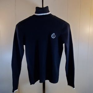 Ralph Lauren Ribbed Turtleneck